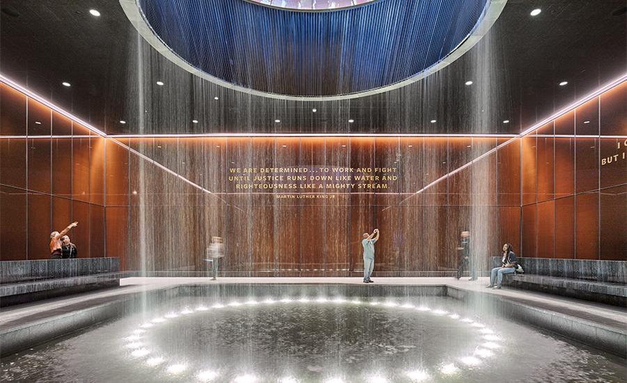 9/11 Memorial, New York, N.Y.