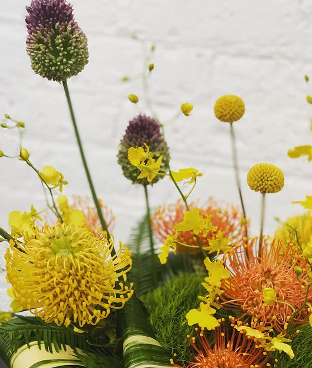 Colorful textures!!! #color #texture #flowers . . .  #instaflower #flowerstagram #flowers #floraldesign #flowerporn #flowerlove #nycfloraldesigner #floraldesigner #nycevents #floralart #joshuakdesign