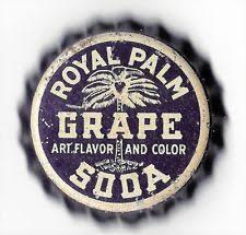 Grape Bottle Cap