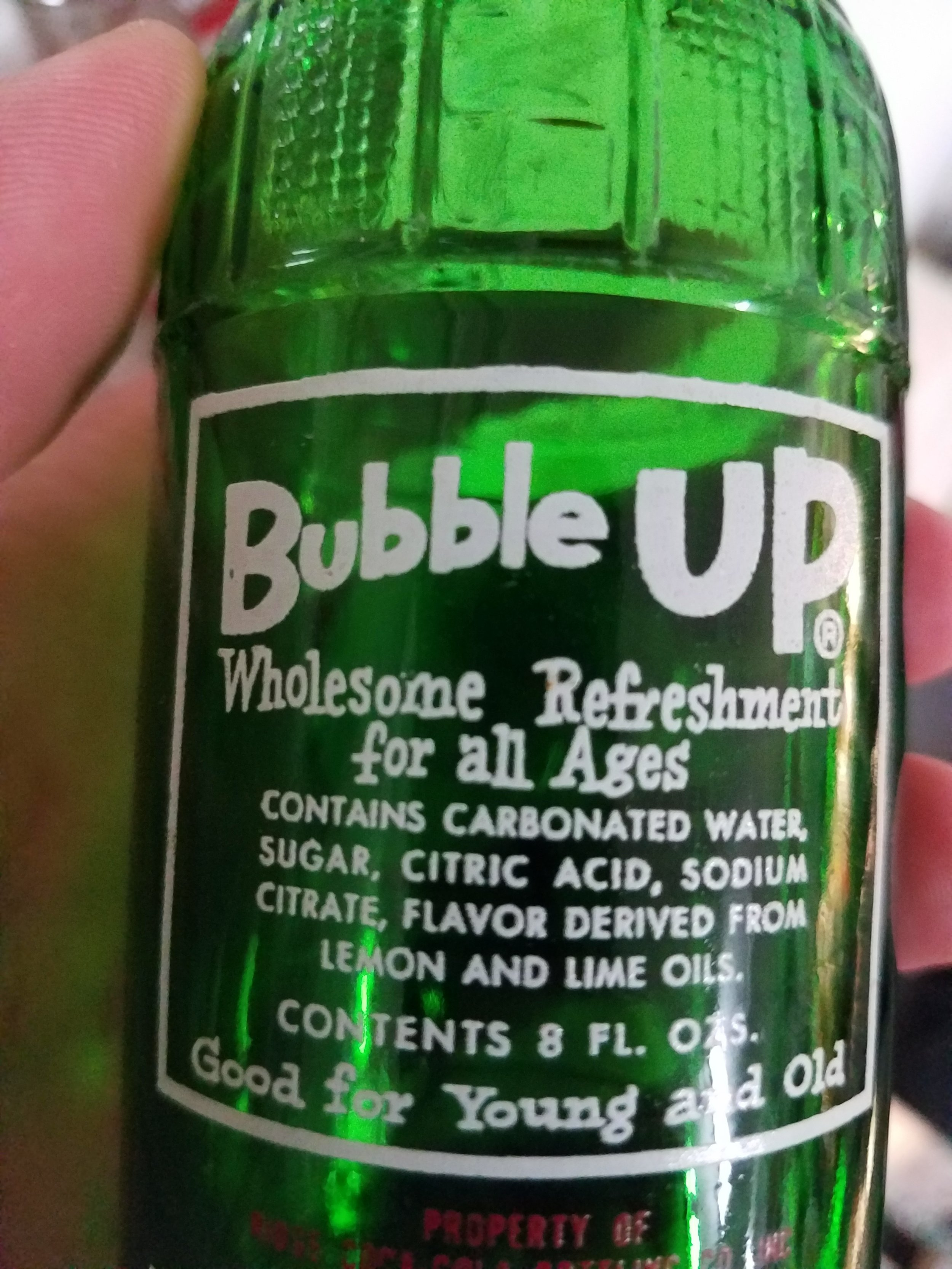 """Wholesome Refreshment for all Ages"""