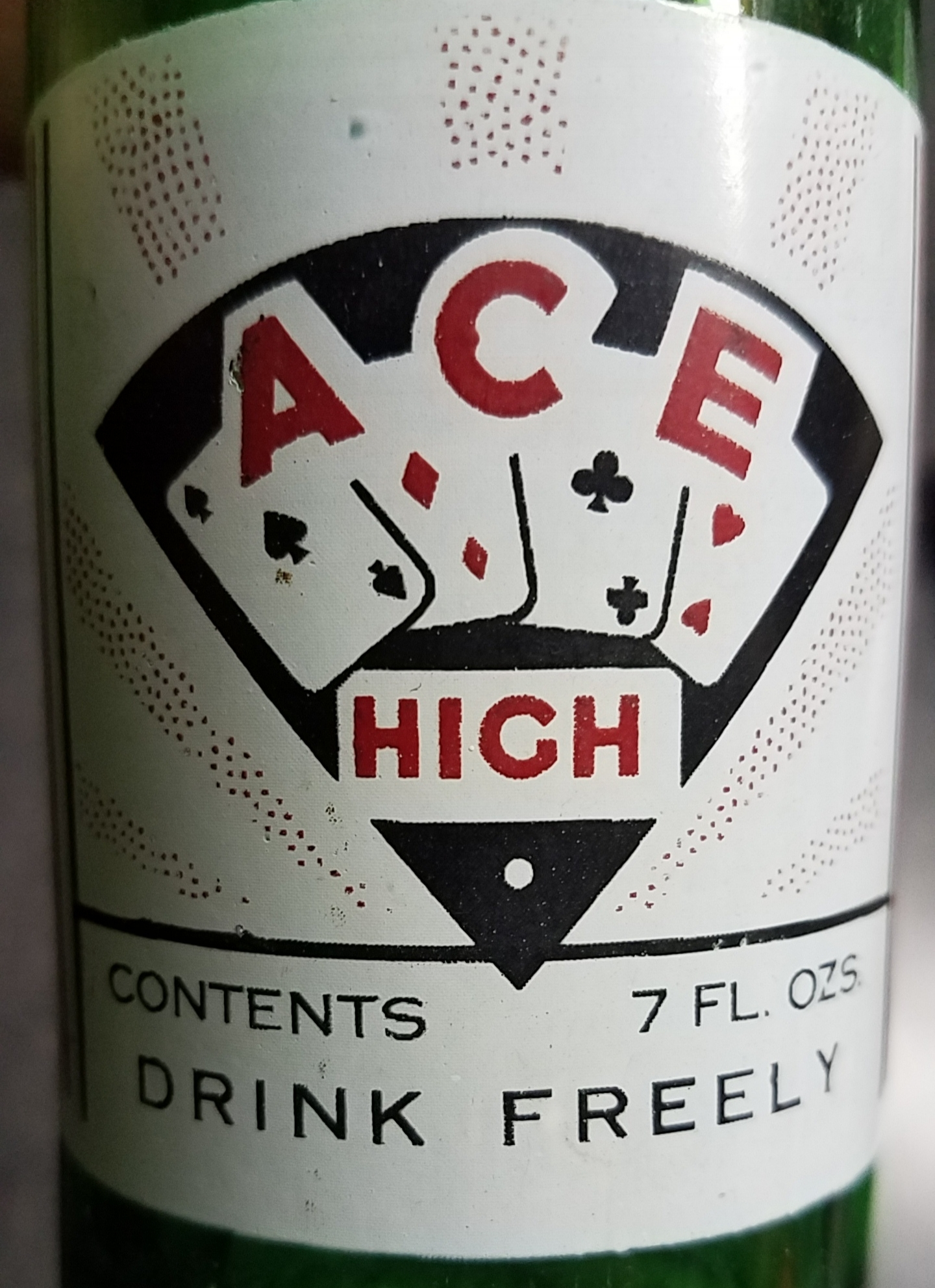 Ace High (Royal Flush)