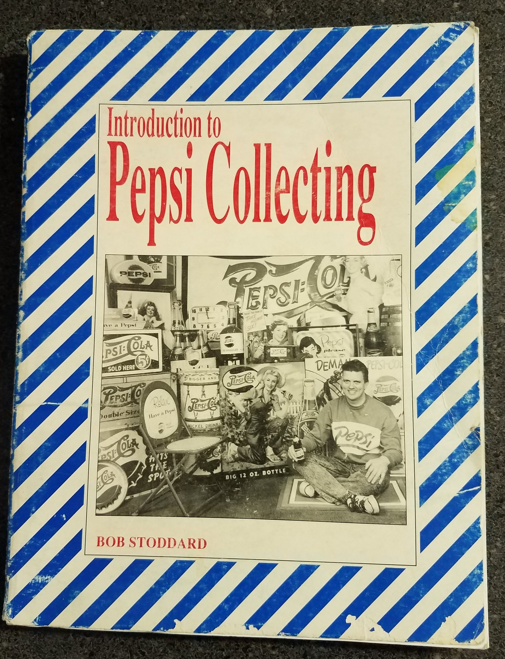 Introduction to Pepsi Collecting - Bob Stoddard 1991From the Founder father of the Pepsi Cola Collectors club, Bob has put together a great huge listing of Pepsi collectables.
