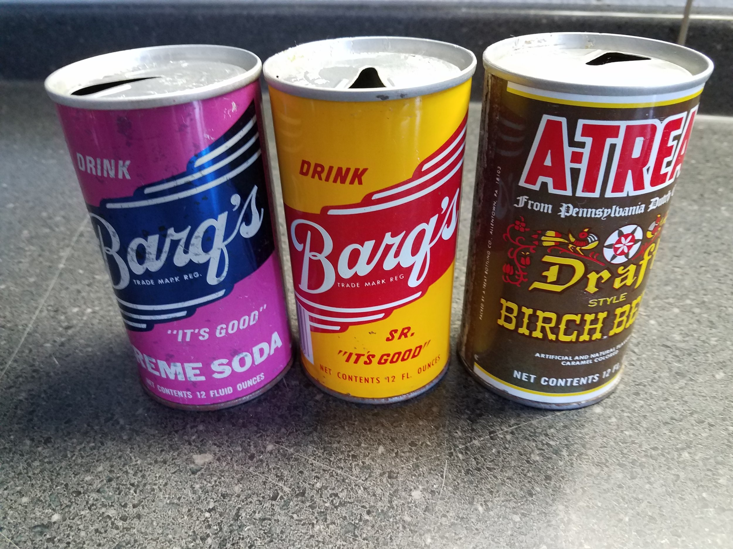 Barqs and A-treat
