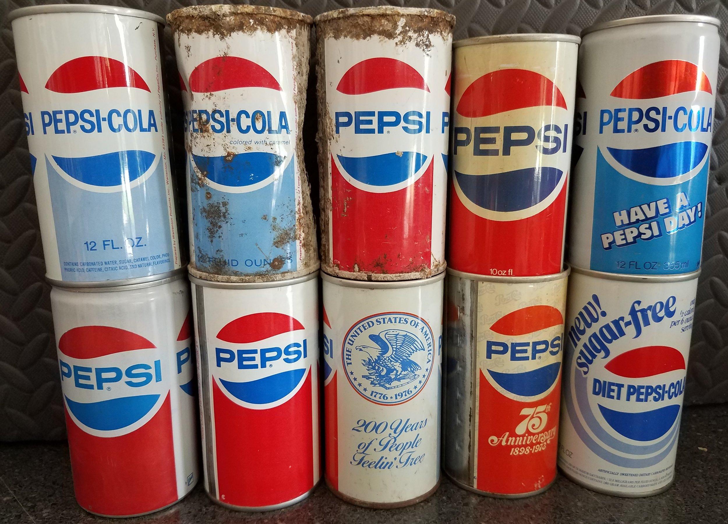 Pepsi (Steel)