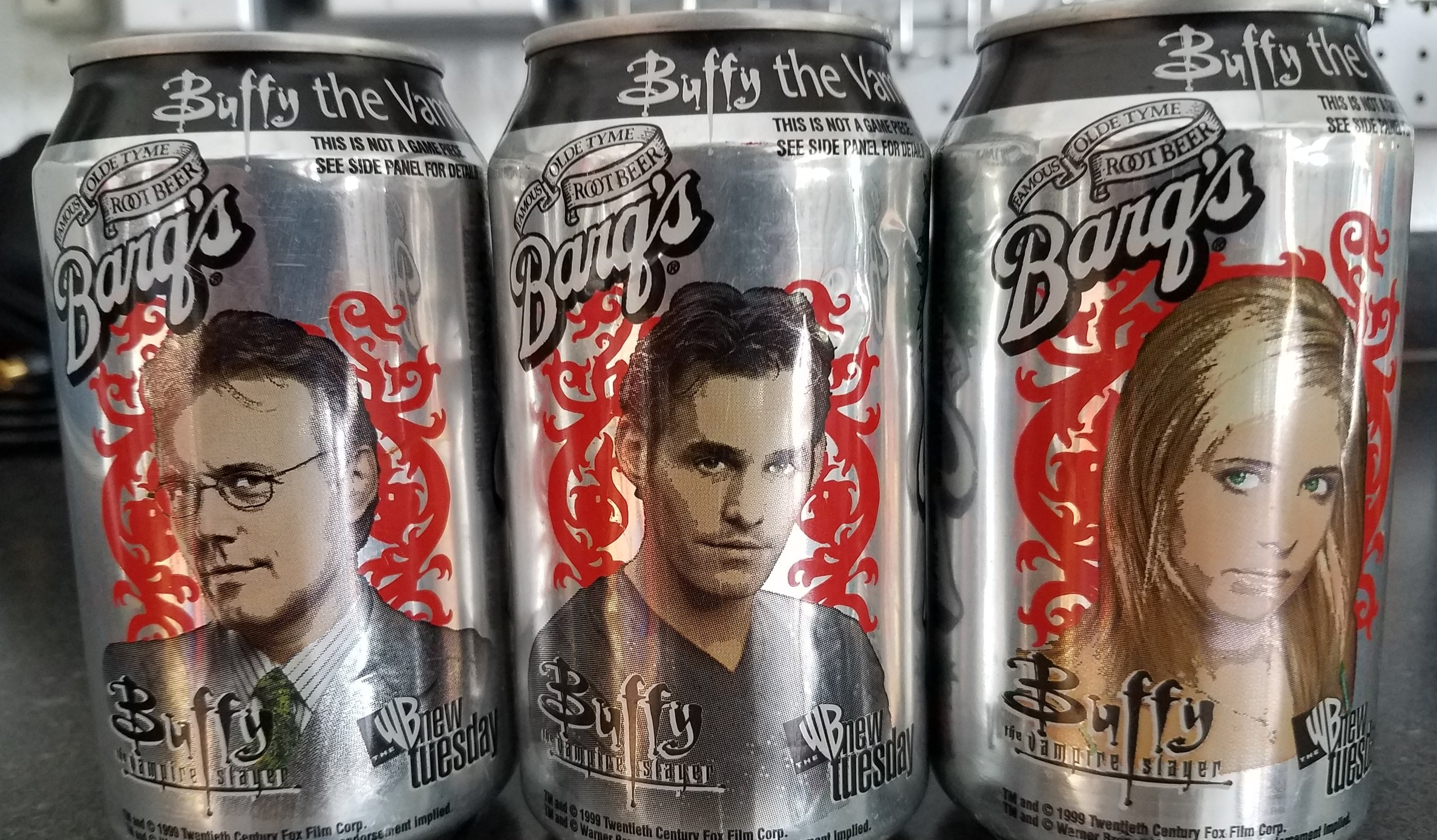 Barq's Buffy Vampire