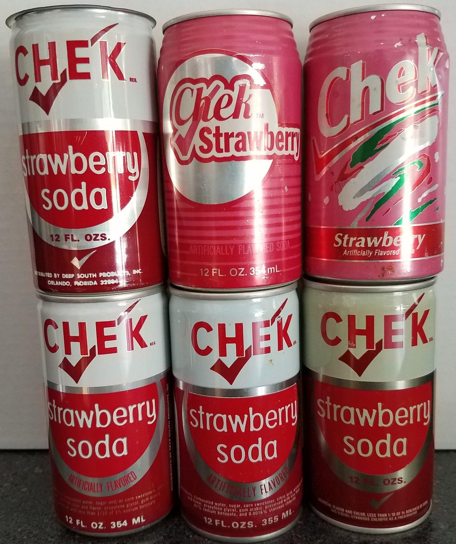 Chek Strawberry