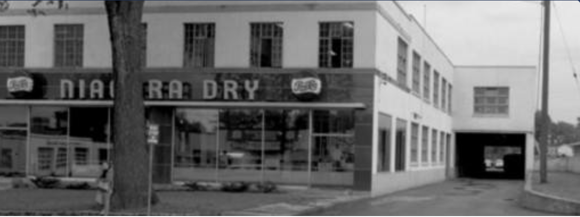 Niagara Dry Beverages in the good days