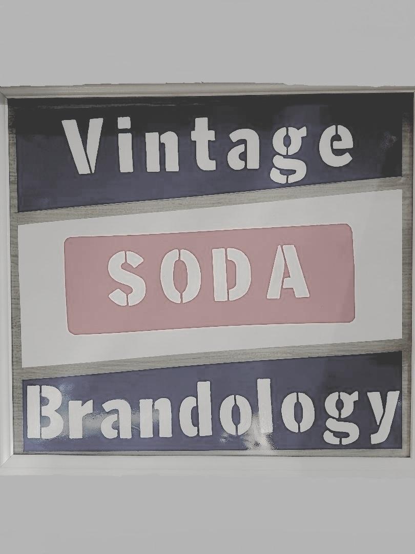 VINTAGE SODA BRANDOLOGY