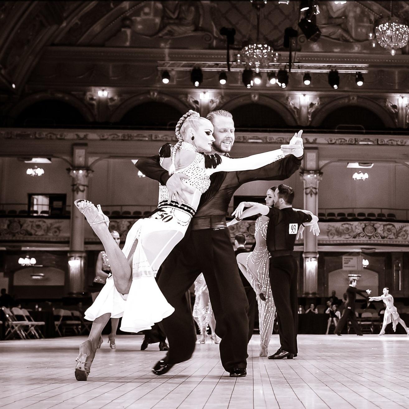 Blackpool Dance Festival 2019
