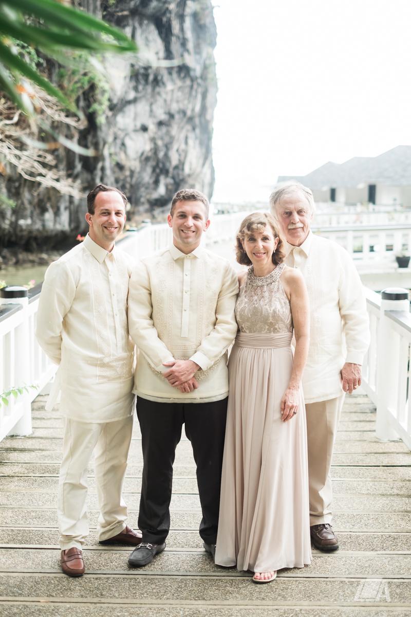 1o 2 Louie Arcilla Weddings & Lifestyle - El Nido Palawan beach wedding-8433.jpg