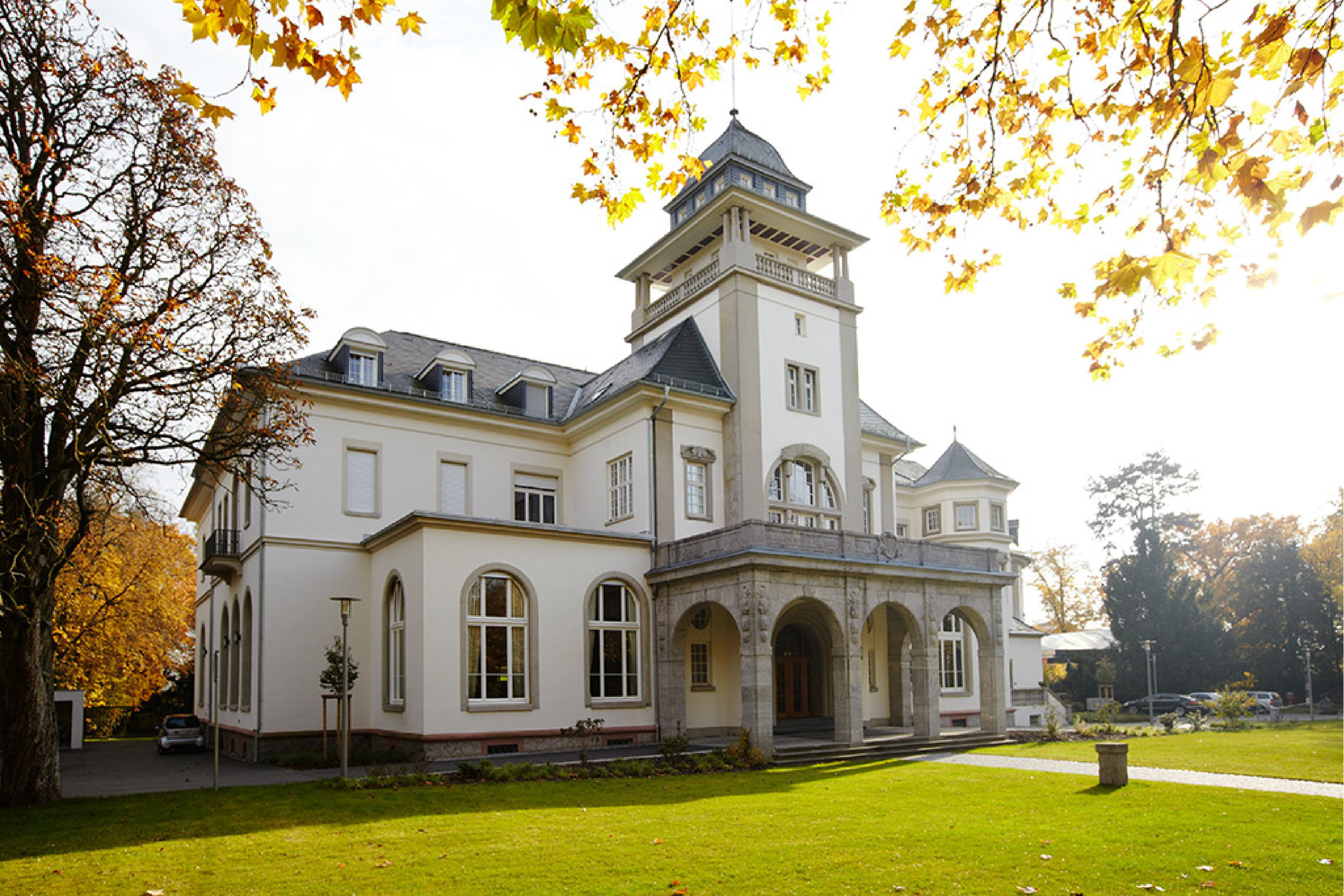 The Venue - The venue of the SynBio World Cafe is the prestigious Georg-Christoph-Lichtenberg-Haus, Dieburger Straße 241, 64287 Darmstadt.