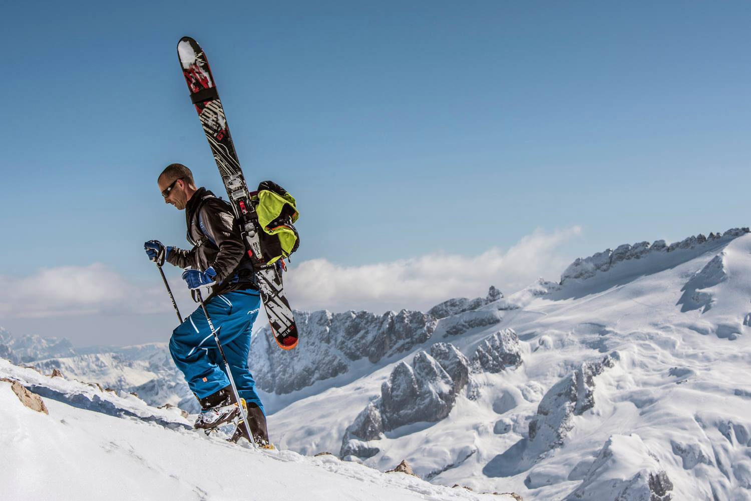 A winter season is…   More than just a ski holiday     Getting a job