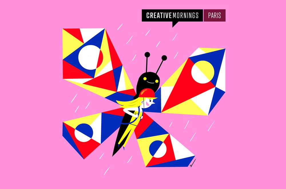 Creative Mornings Paris