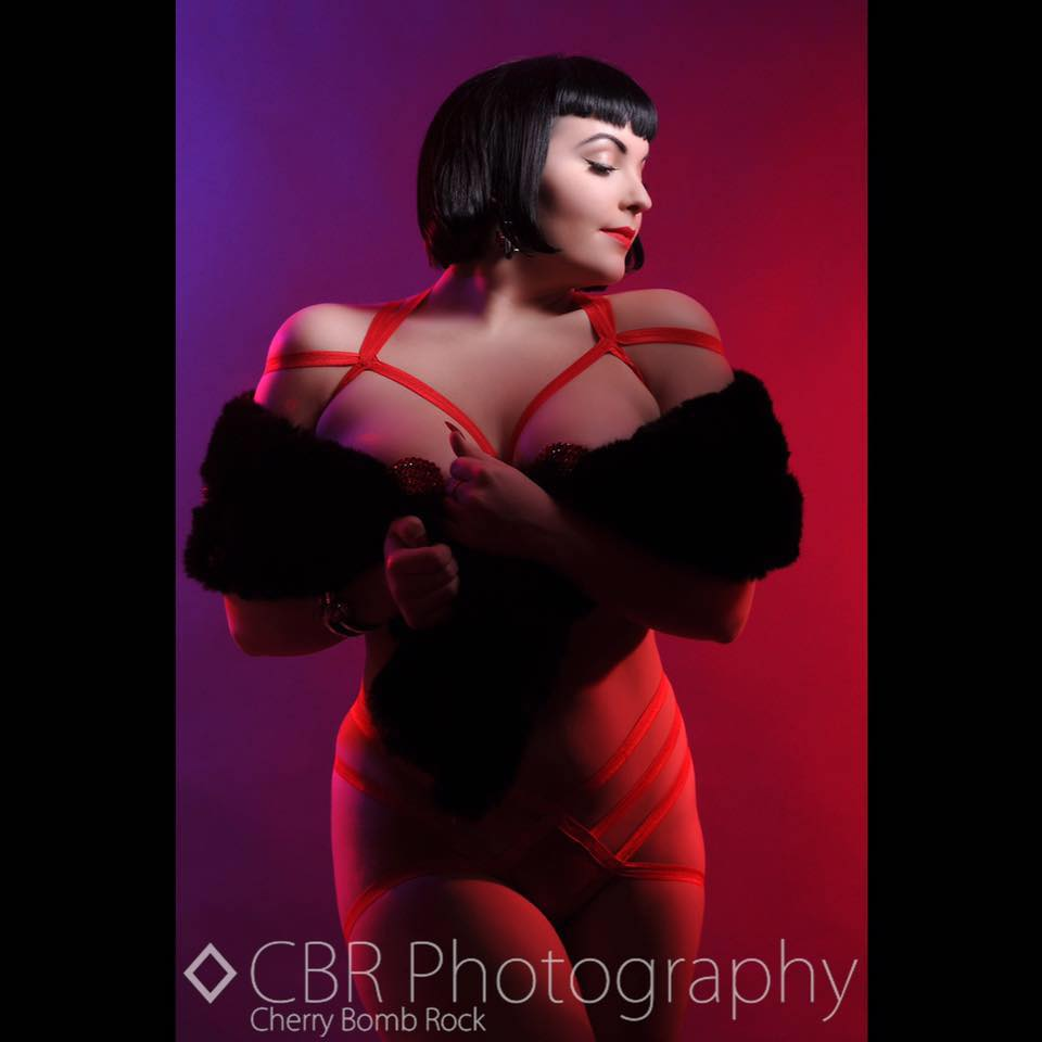 Cherry Bomb Rock Photography 2016