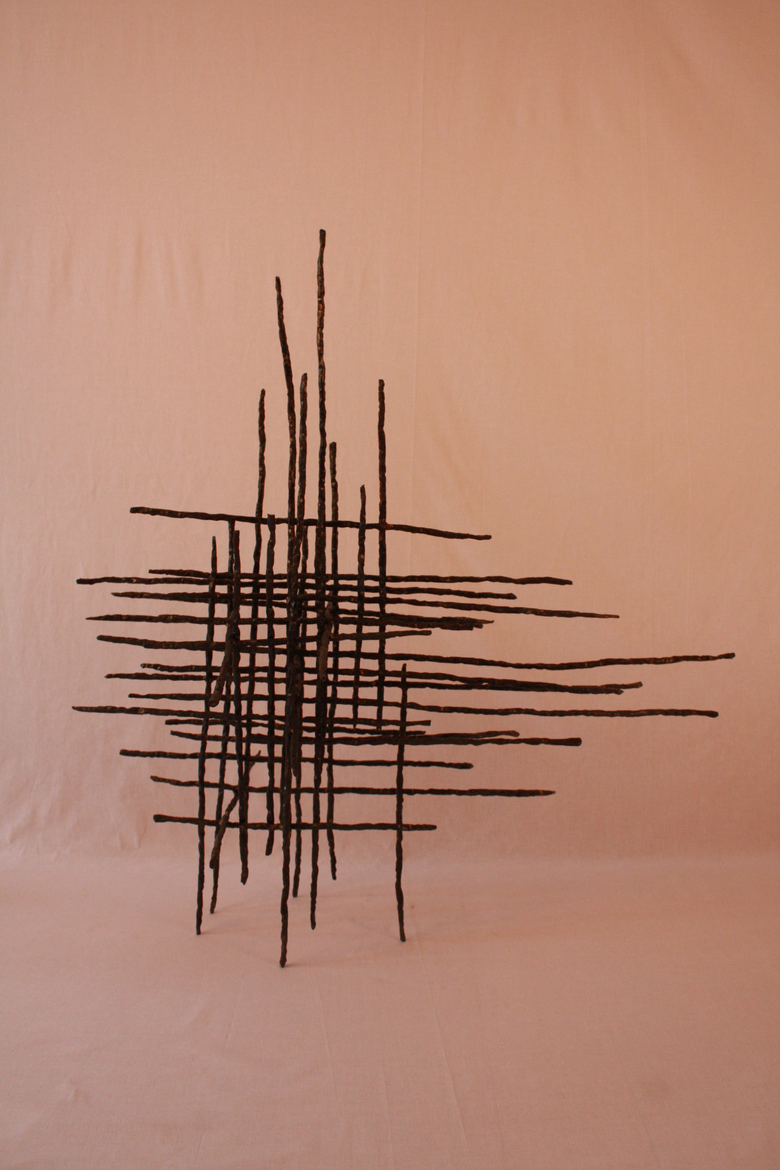 Unknown II - 2014 Forged steel87h x 80 x 60 cmSOLD