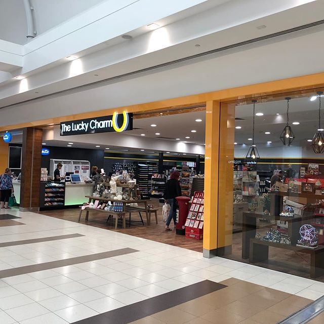 Fit Out Complete at TLC Rockingham 👌🏻 #theluckycharm#lotterywest#vicinitycentres#shopfittingperth
