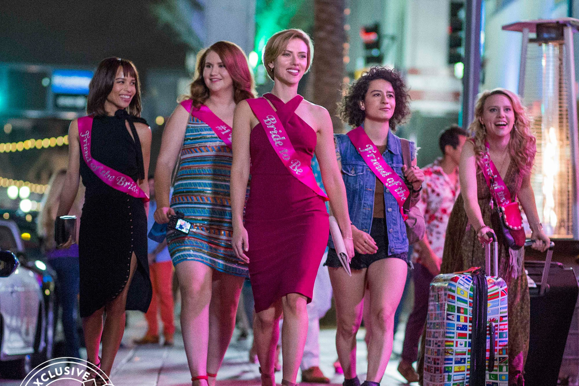 Rough Night - It's the first official crossover episode! Amanda has Katie and Wesleigh from the Viewing Party Podcast on to discuss the comedy, Rough Night. Katie has a famous laugh, Wesleigh likes how real all of the characters feel, and Amanda likes the movie more on her second viewing.