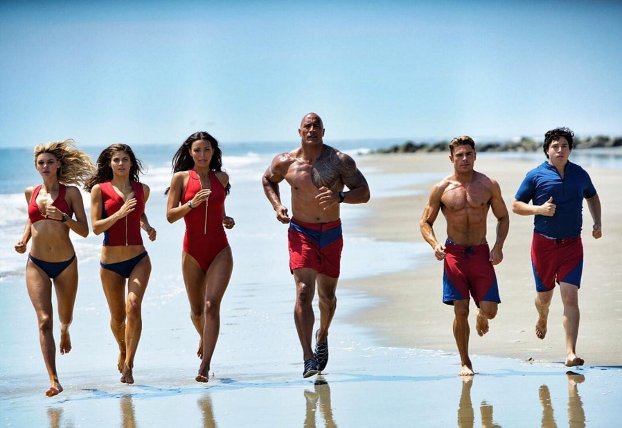 Baywatch - Amanda welcomes back Liam from the Nerd on Nerd podcast to discuss the movie, Baywatch. Liam is worried that Zac Efron may be getting typecast and Amanda comes up with some merchandising ideas for the film. They also discuss the Best Actor race from this year's Oscars.