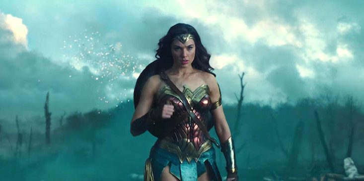 Wonder Woman - Amanda welcomes back her superhero experts, Marianne and Keith, and a couple more guests, Chris I and Sean, to discuss DC's latest, Wonder Woman. Marianne appreciates that the Amazons are shown as real, authentic, strong women, Keith wonders about who we blame for movie bombs and failures, Chris loves the nuance of Gal Gadot's performance, Sean really digs the Wonder Woman theme, and Amanda likes that the film tackles the eternal question; is man inherently good or inherently evil?