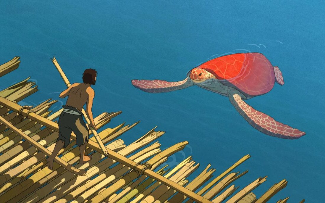 The Red Turtle - Amanda welcomes new guest, Lucas, and return guest, Tim, to discuss the animated film, The Red Turtle. Lucas really hates documentaries, Tim finds the crabs in the movie to be incredibly charming, and Amanda highly recommends the movie, Song of the Sea.