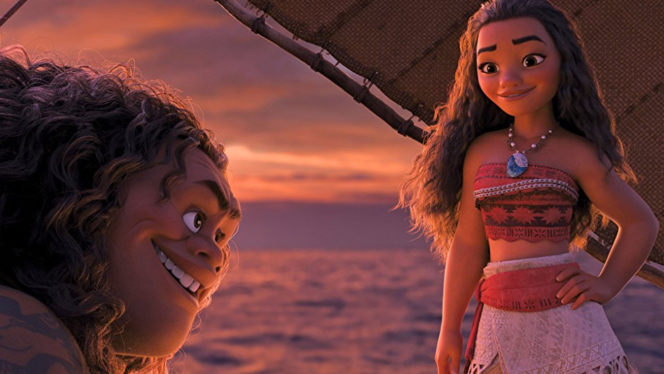 Moana (2016) - Amanda discusses the Disney animate film, Moana, with return guests Brenda and Addie. Brenda is voiced by Alan Tudyk, Addie claims Lin-Manuel Miranda is her true father, and Amanda sees visual similarities to The Abyss.