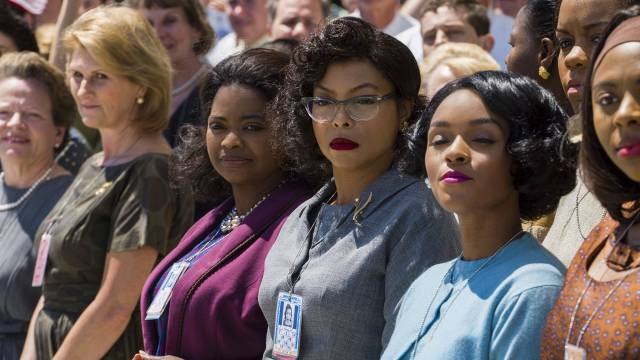 Hidden Figures - Amanda and return guest, Brenda, discuss the film, Hidden Figures. Brenda wants Jamie Bell and Meryl Streep to be in a movie together and attempts to implore them directly, and Amanda is impressed by Janelle Monae's acting chops.