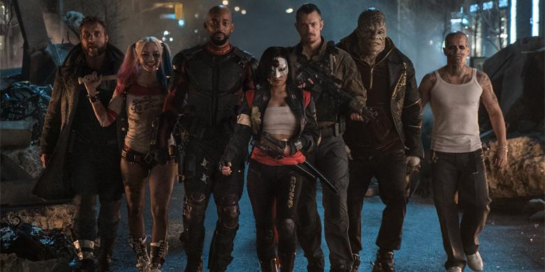 Suicide Squad - Amanda discusses Suicide Squad with guests Nathan and Sam. Nathan rages, Sam likes Jared Leto as The Joker and Amanda gives a shout out to her favorite Otterbein professor. They also try to convince DC to hire them as consultants.