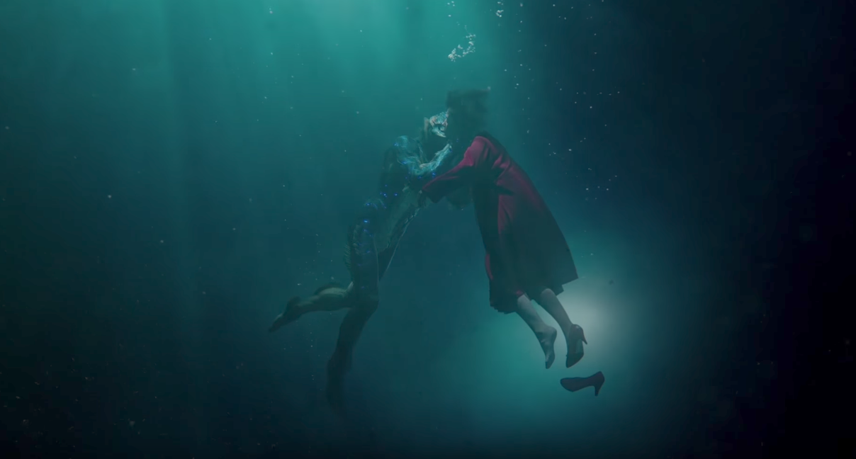 The Shape of Water (2017) - Amanda welcomes back Tim and Jessica to discuss the Awards Season heavy weight, The Shape of Water. Tim likes that the characters in the film aren't stereotypes, Jessica can't even with the cat, Amanda nerds out about John Glenn and everyone wants pie.