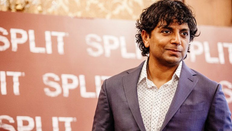 M. Night Shyamalan -