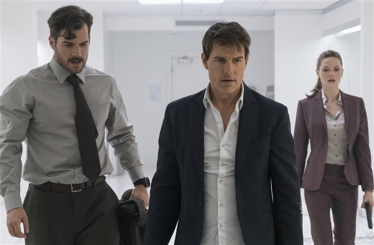 Mission: Impossible-Fallout - Amanda is joined by return guest Sean to discuss the hit action flick Mission: Impossible-Fallout. Sean is impressed with Tom Cruise's ability to appear ageless and Amanda gives a rundown of her experience with the movies in the franchise.