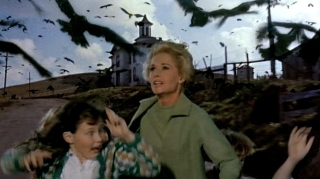 The Birds - Amanda is joined by return guest Dallas to discuss the Hitchcock classic, The Birds. Dallas points out that there's no stranger danger in the film and Amanda nerds out a bit about The Sound of Music.