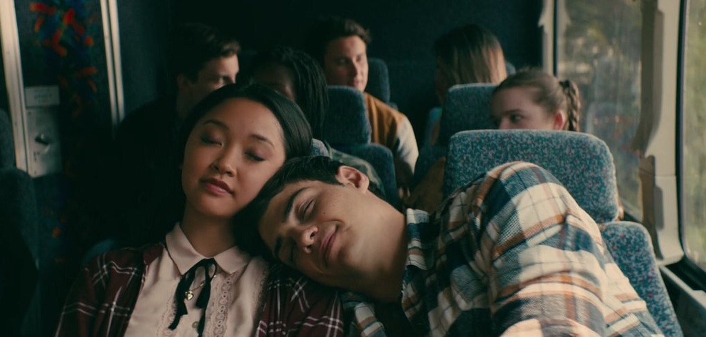 Celluloid Ceiling-To All the Boys I've Loved Before - Amanda and Justine are back for another edition of the Celluloid Ceiling. This time they discuss the teen rom com To All the Boys I've Loved Before and are joined by first time guest, Ashley, who worked on the film. Ashley shares behind the scenes stories about the movie, Justine is all about Lara Jean and Peter, and Amanda breaks the rules of the podcast.