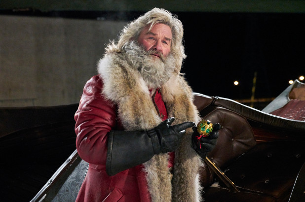 The Christmas Chronicles - Amanda welcomes new guest Kate Barkley from Pups N PopCulture to discuss the new holiday film, The Christmas Chronicles. Kate enjoys rom coms but doesn't want her life to be one, Amanda is not a fan of the elves in the film, but they both enjoy Kurt Russell as Santa.