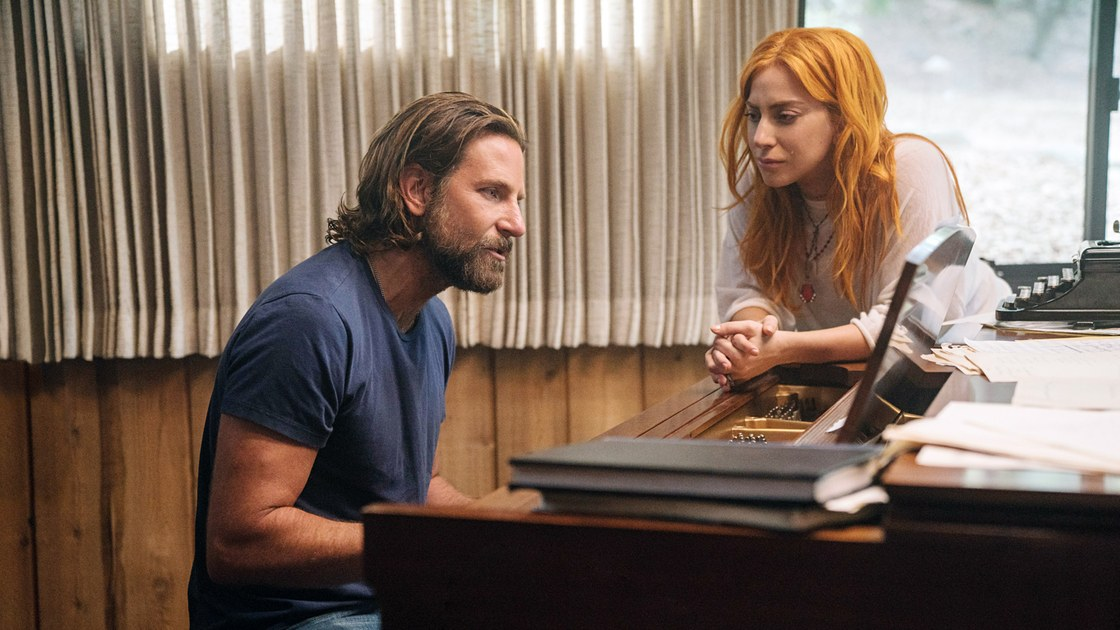 """A Star is Born (2018) - Amanda welcomes new guests Jen and Meg from the Indoorswomen Podcast on the show to discuss the latest version of A Star is Born. Jen knows that the dog getting steak is a harbinger of doom, Meg reveals her """"secret"""" movie reviewer past and Amanda nerds out over SNL. They also discuss some of the earlier iterations of A Star is Born and rank all the versions."""