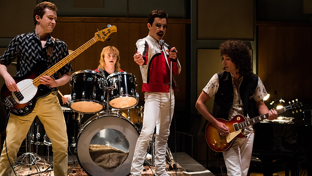 Bohemian Rhapsody - Amanda welcomes back Brittney and Tim to discuss the musical biopic Bohemian Rhapsody. Brittney has emotions, Tim discovers Queen in a dream, Amanda is really angry about noodle arms and they all agree that they love Queen.