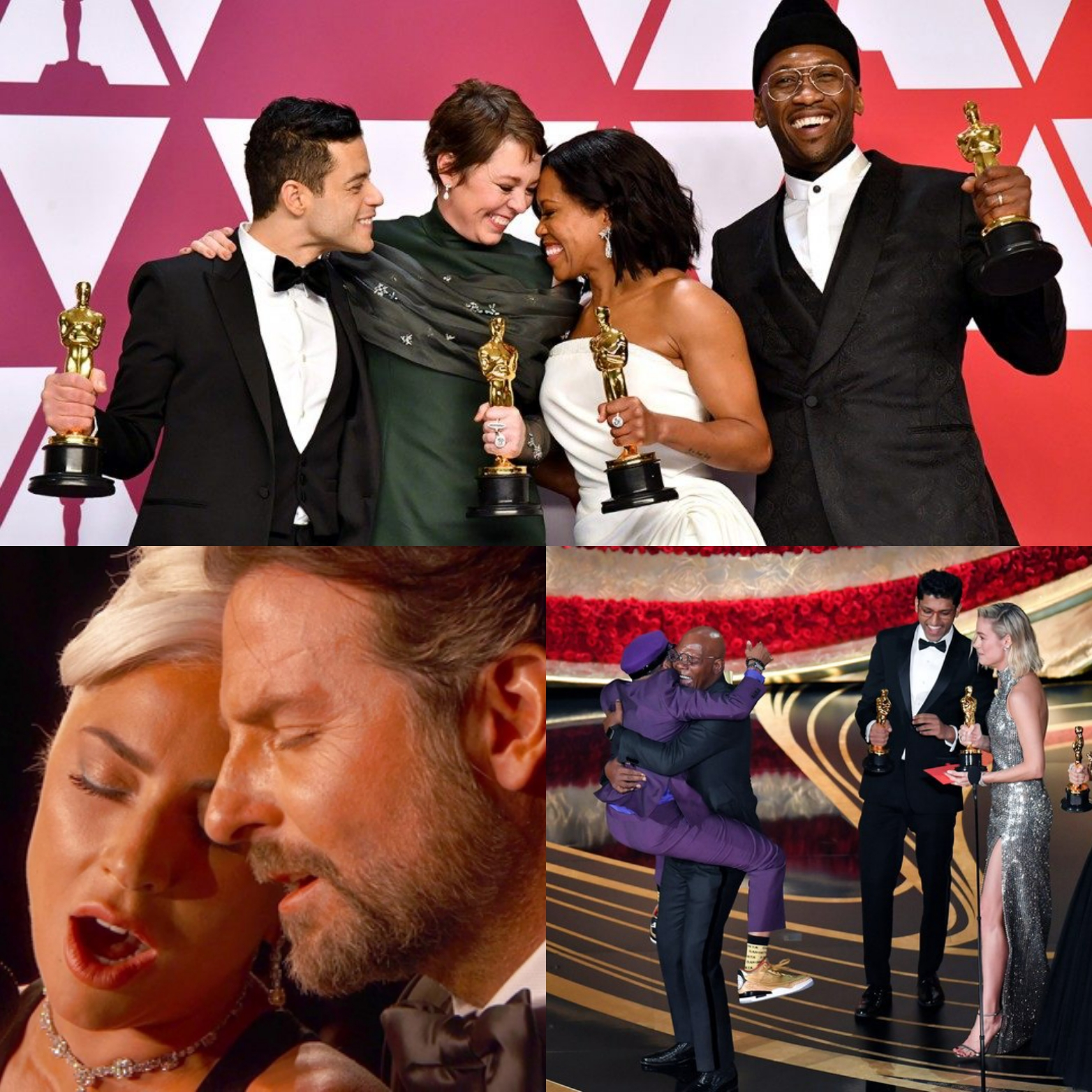 Oscars Wrap-Up 2019 - Amanda welcomes back Brenda, Sean and Stephen to wrap up this year's Oscars. Brenda is annoyed by Rami Malek's win, Sean hopes that The Academy and streaming services like Netflix can compromise going forward, Stephen still thinks there are better Farrelly Brother movies than Green Book, and Amanda wants to see a buddy comedy with Spike Lee and Barbra Streisand.