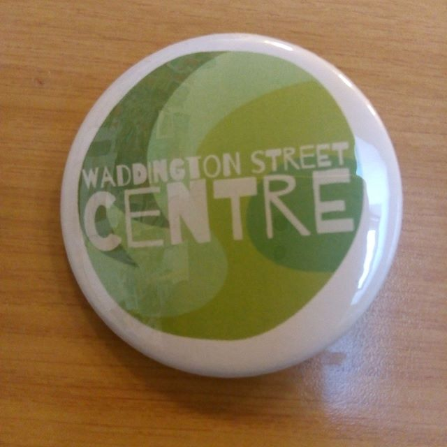 Our new badge designed by #rootsandwingsdesign #mentalhealth #badges #coolstuff