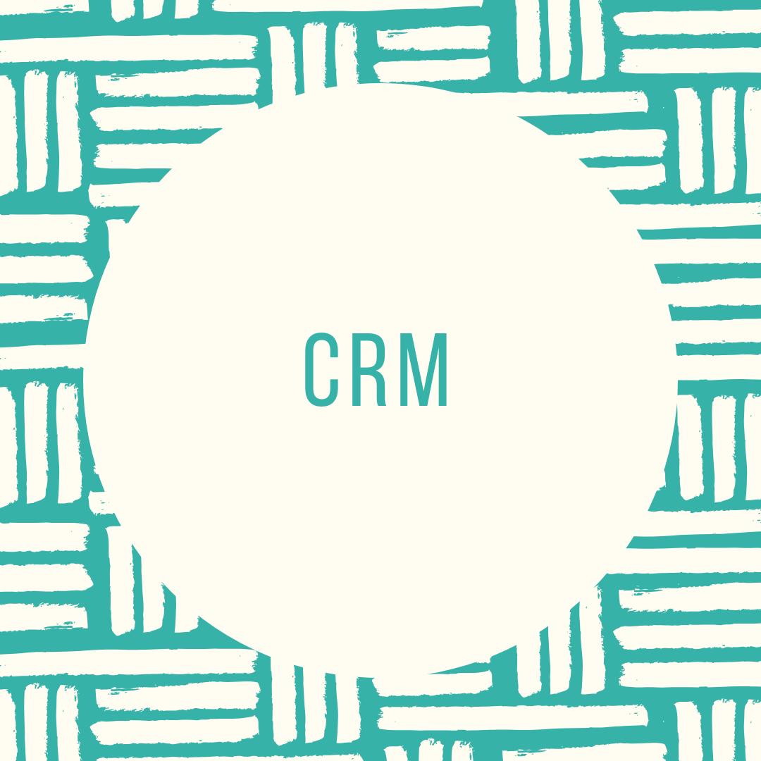 Together Films Customer Relationship Management (CRM)