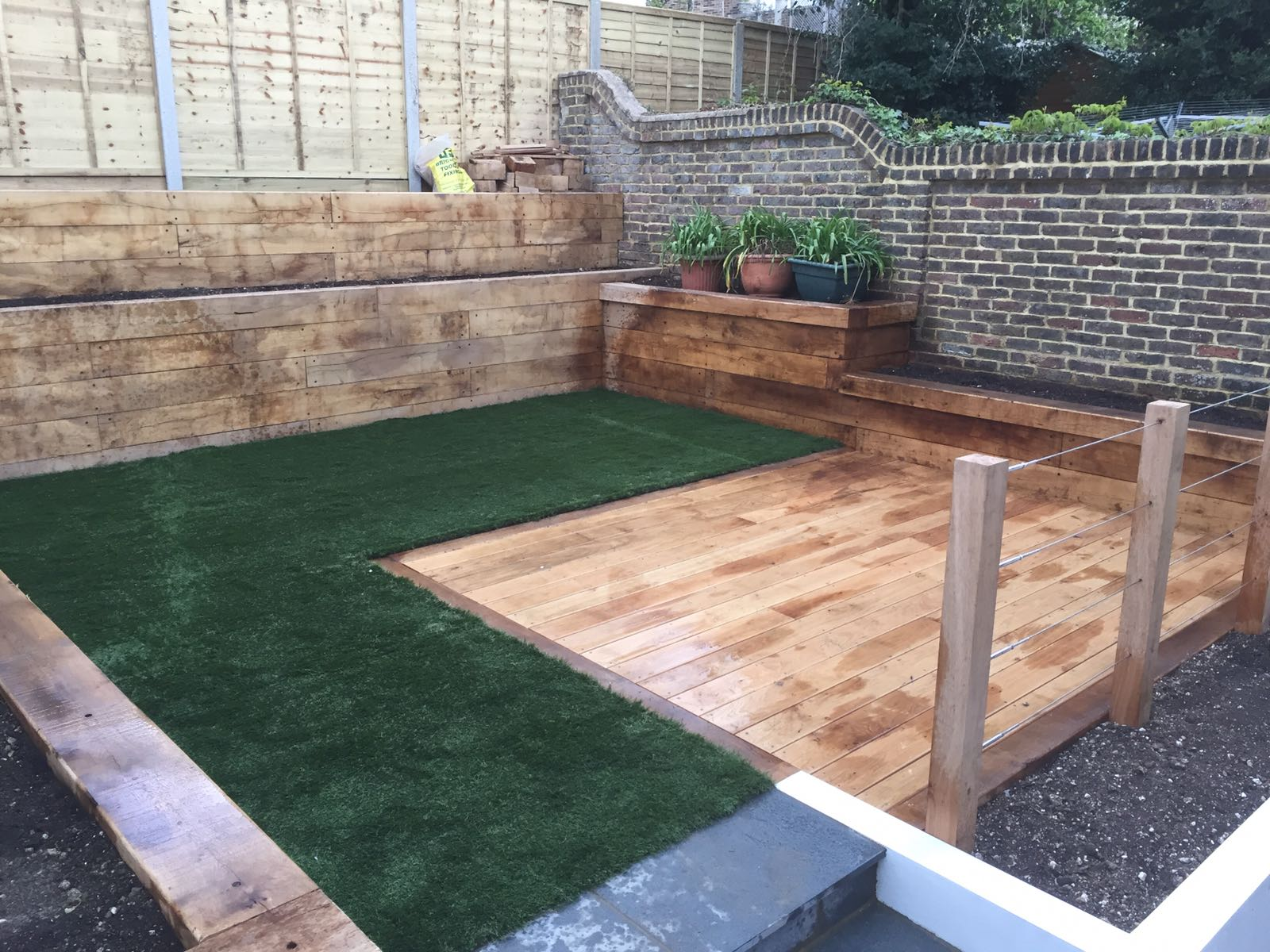 About AWL - We specialise in a range of hard and soft landscaping services and like to work closely with our clients in Brighton & Hove and around Sussex.Tell me more...