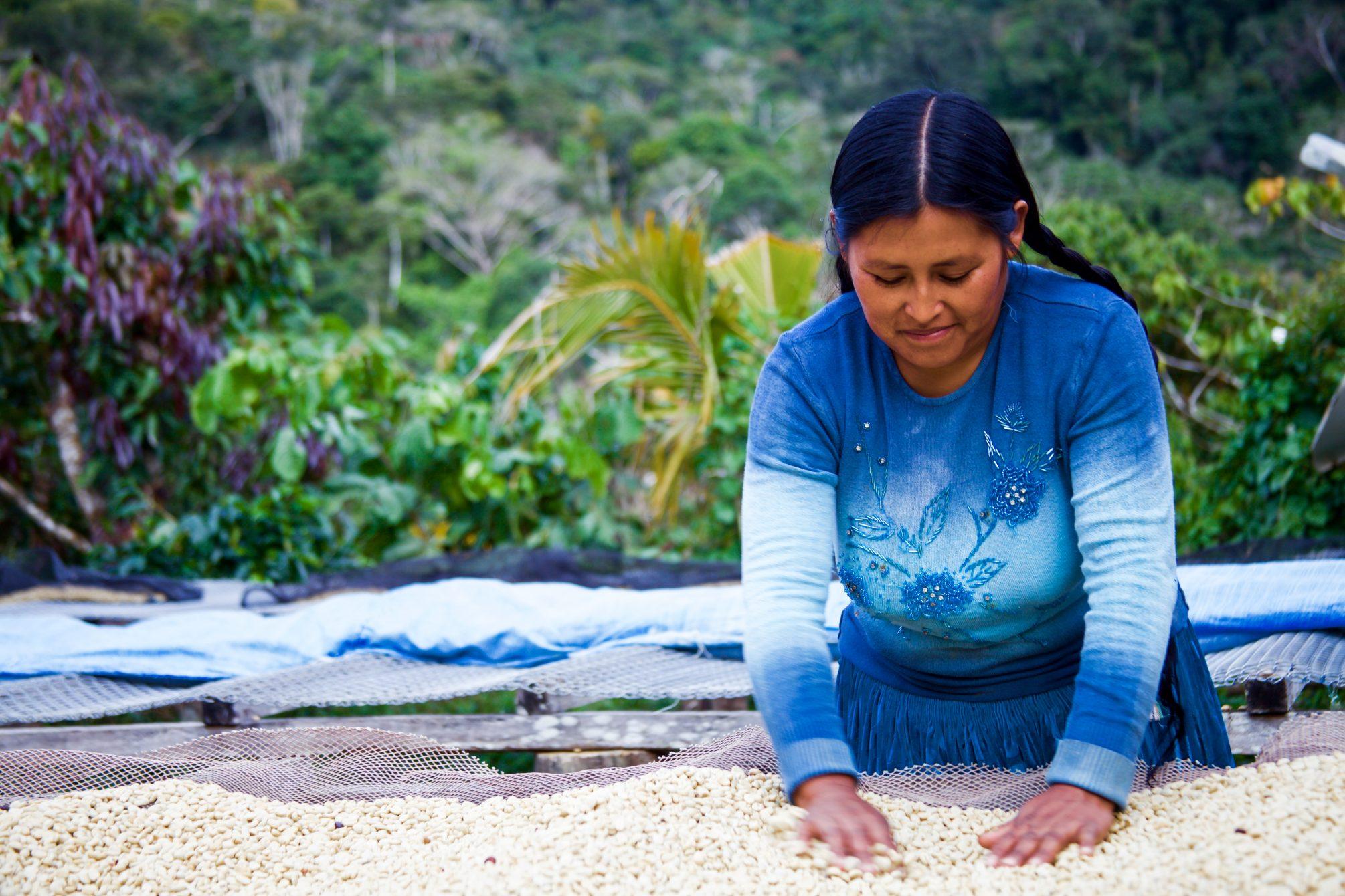 Caranavi, Bolivia - Juana Mamani