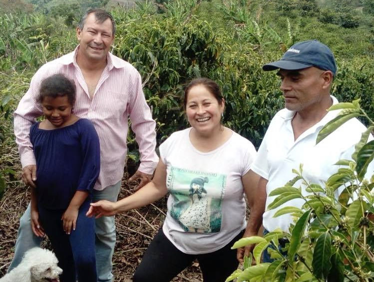 Finca La Giuglia, Ecuador - Dilma Ponce