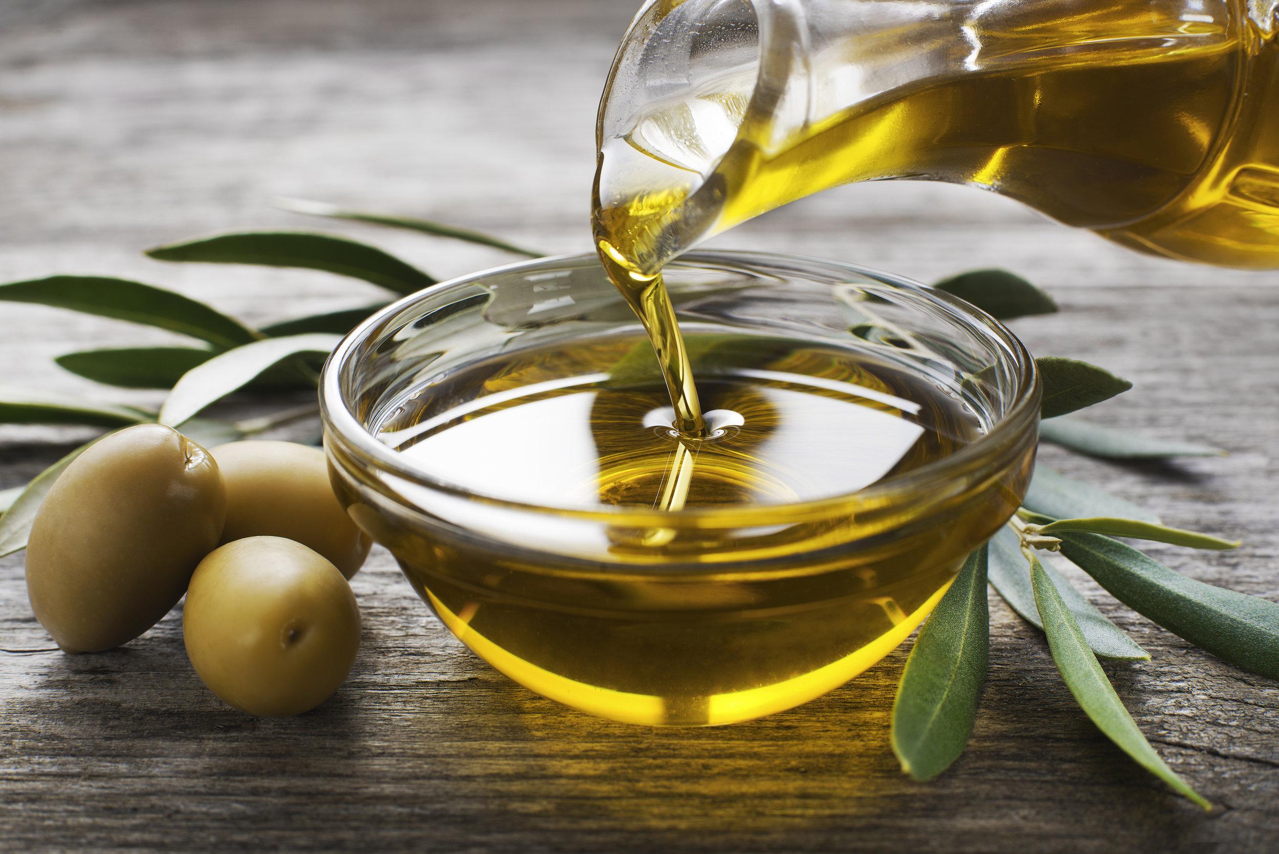 Olio extra vergine d'oliva -