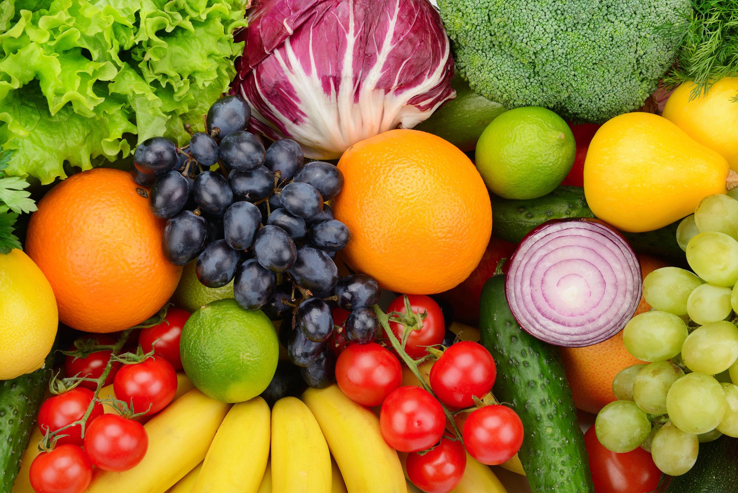 Frutta e verdura -