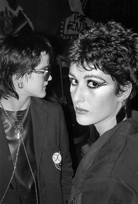 Girls Will Be Girls: The Women at the Birth of Punk - Punk London 1977-Wmag