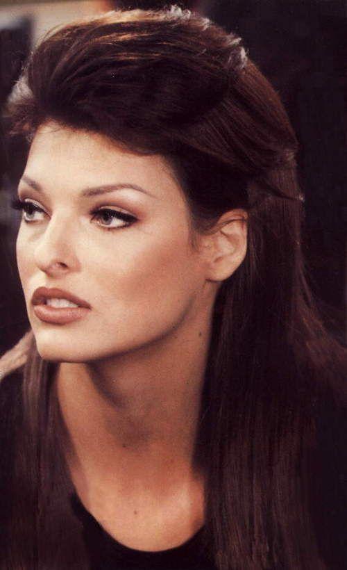 90s Linda Evangelista