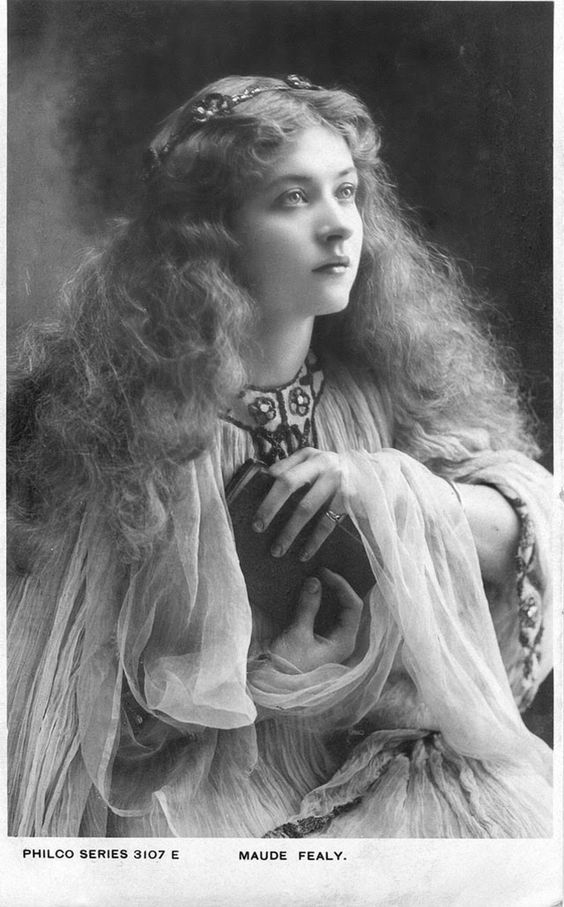 Maude Fealy from the Early 1900s