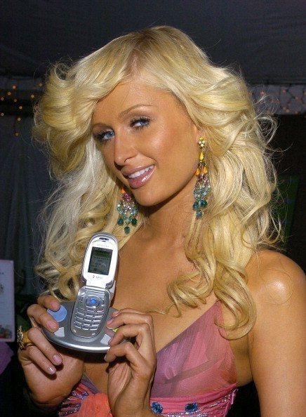 Paris Hilton 2000
