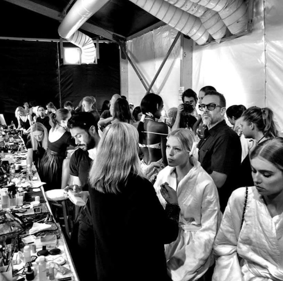 click on image to read more about Penny Antuars experience at New York Fashion Week...