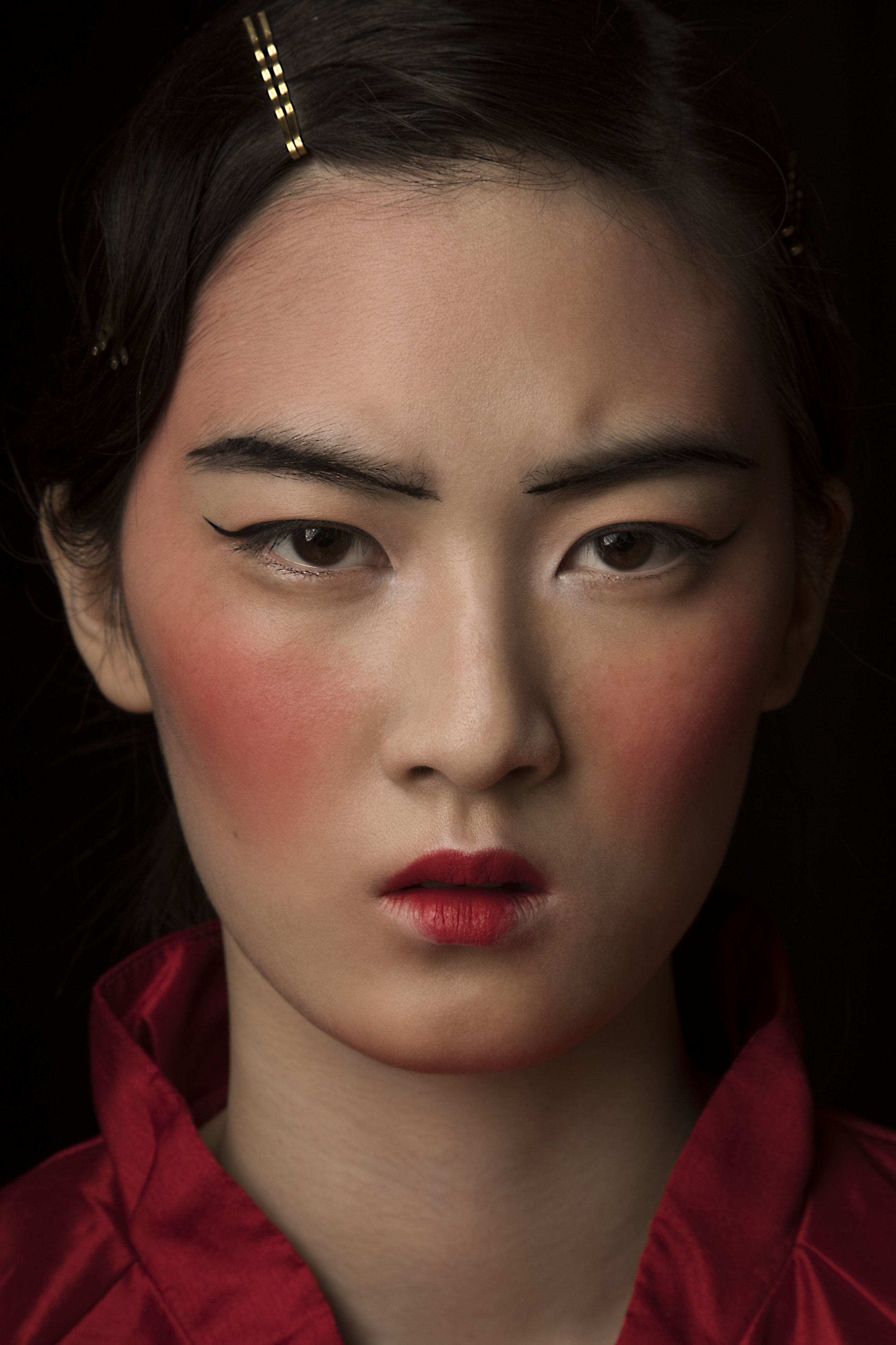 Makeup Artist - Natallie Tse