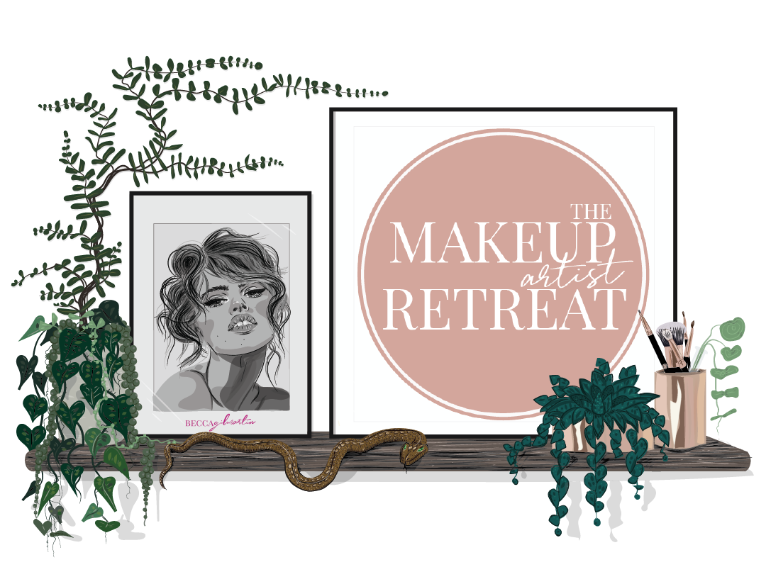 THE MAKEUP ARTIST RETREAT